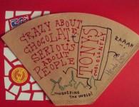 de Koffiefilter van Henk Jan Beltman Tony's Chocolonely Marie Louise van Dorp