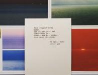 gedicht 'waar weggaat komt' Marie Louise van Dorp