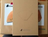 het Koffiefilterboek van de Koffiefilter Marie Louise van Dorp